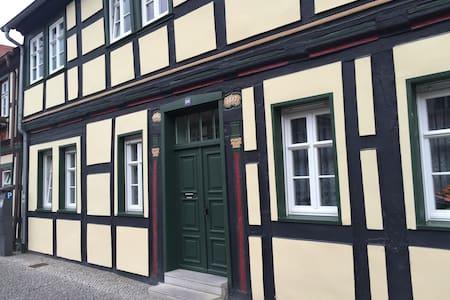 Altstadt Ferienwoh.   Anno 1617 - Tangermünde