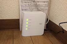 Wi-Fiフリー高速光回線1Gbpsでサクサク検索 Wi-Fi free high speed optical line 1 Gbps