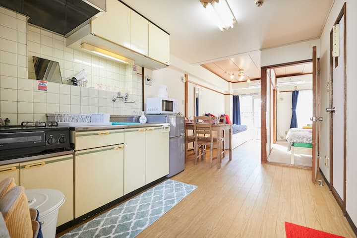 302 Renewal open! 3 mins walk from Oshiage station