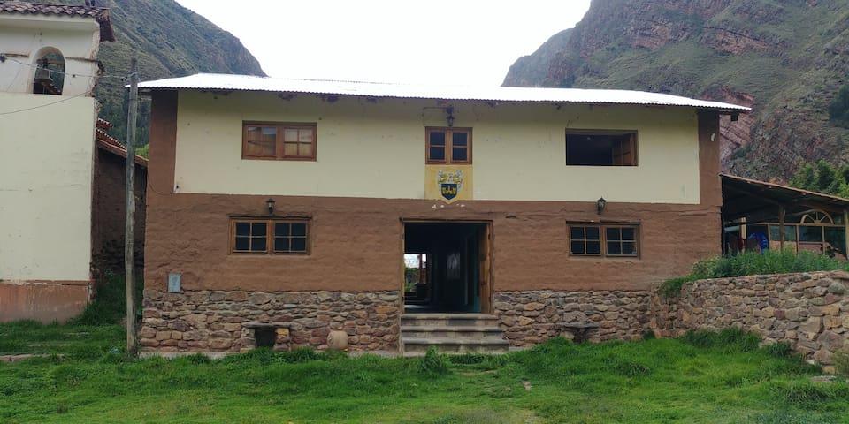 Hacienda Colonial para 12 personas (fácil acceso)