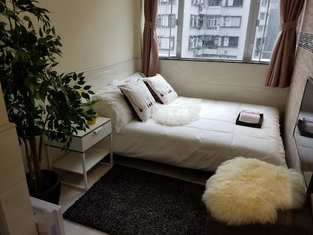❤❤ Elegant Budget Studio ❤❤ by Maelys - Yau Tsim Mong District - Apartment