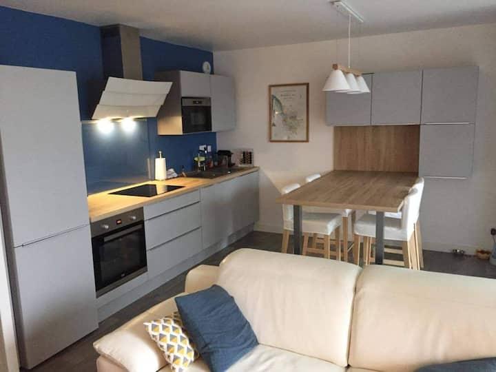 Appartement cosy proche gare et lac