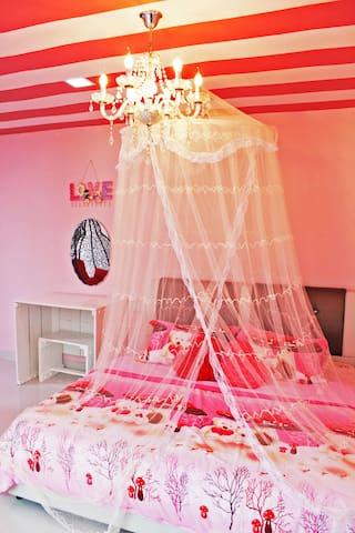 BukitIndah-YES I Do Chapel- Romantic Bridal Suite