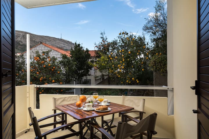 Brand new apartment with terrace close to center