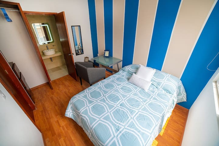 Comfortable room near Antara/Carso & Masaryk 1E