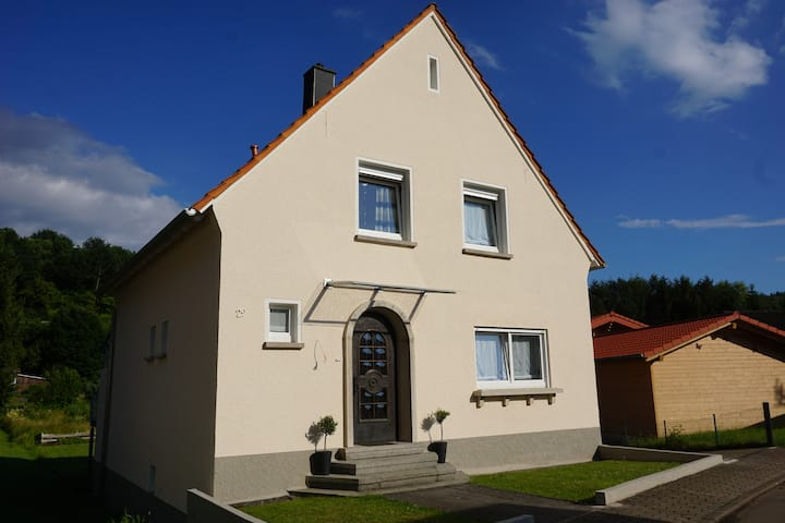 Trailrock Lodge - Ferienhaus im Dahner Felsenland