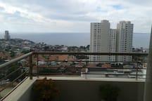 Departamento Con Con, tres habitaciones -  Vista desde terraza