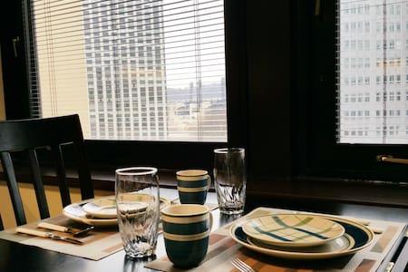 Luxury Downtown Studio 13 - Pittsburgh - Apartment