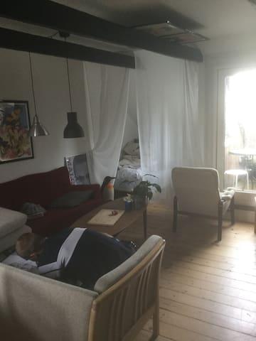 Værelse i delelejlighed på trøjborg - Aarhus - Pis