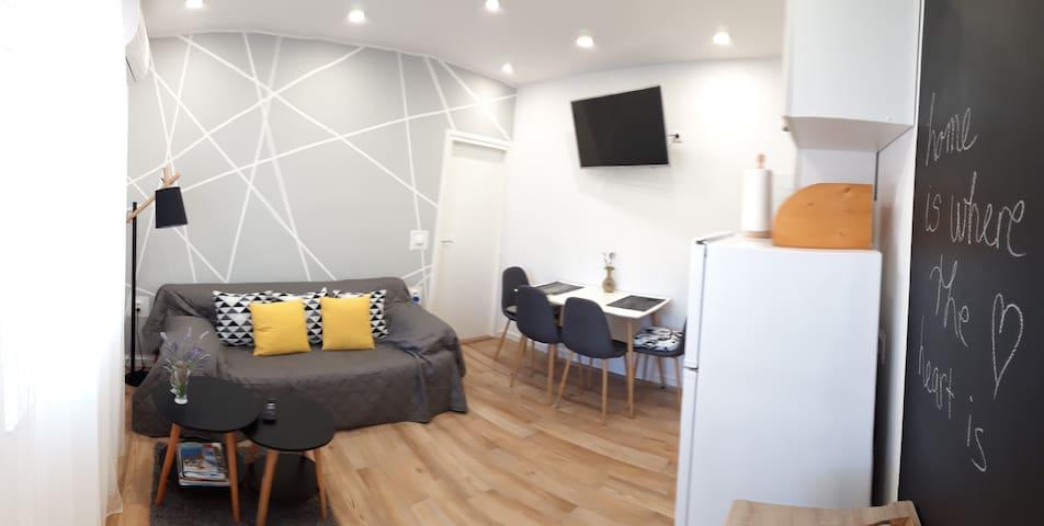 Newly renovated apartment in Zadar, Croatia