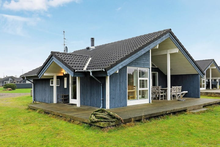 Secluded Holiday Home in Ringkøbing with Terrace