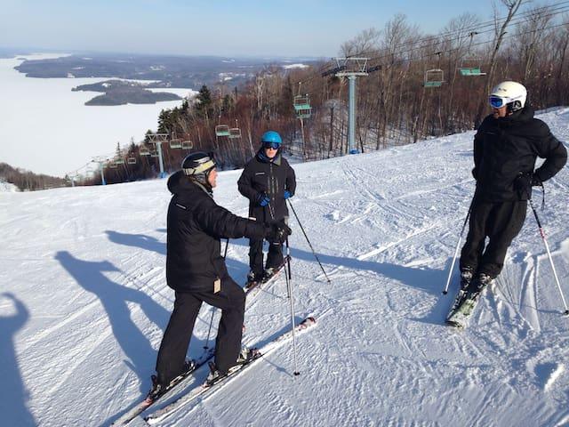 Owl's Head Ski - Mansonville