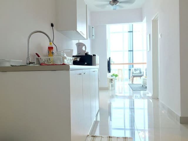 You won't need a kitchen in Penang