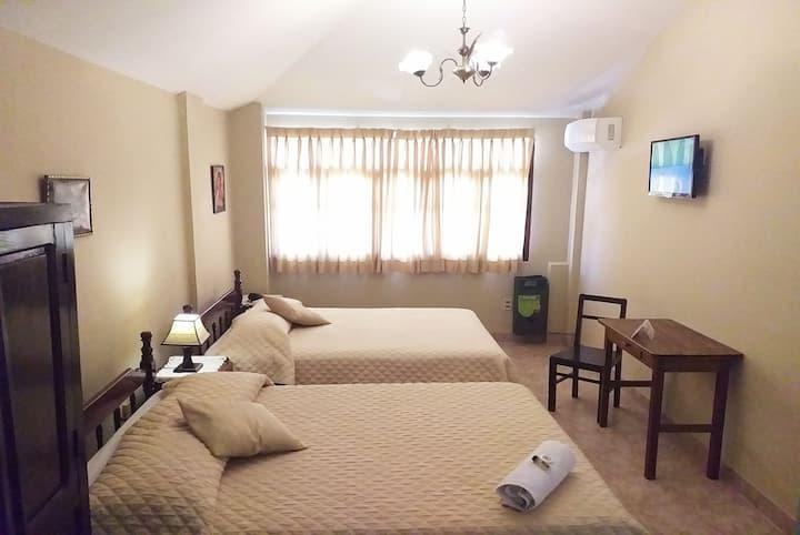 Hotel Carmen*** su casa en Tarija
