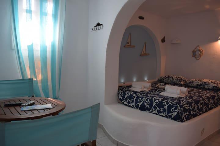 Romantic Beach Studio - Agios Sostis - Guesthouse