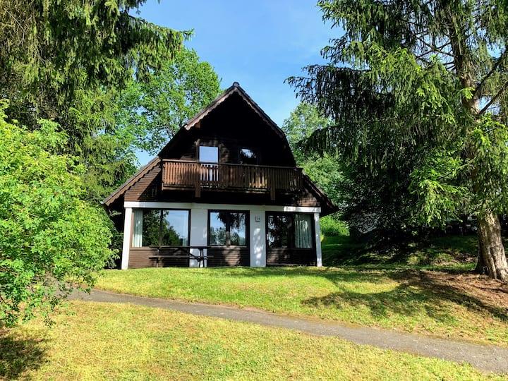 Ferienhaus Frankenau (Kellerwald-Edersee)