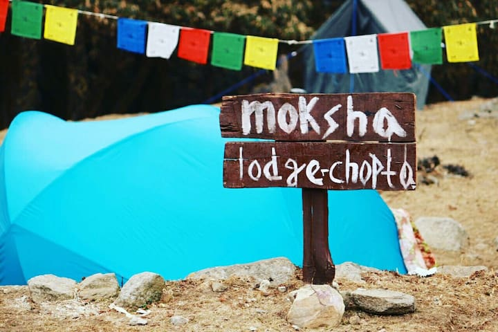 Chopta - 3 Bed Room Stay & Cafe