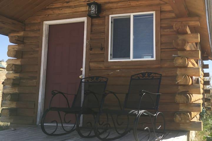 HorseWorks Wyoming's Rustic Hunting Cabin #3