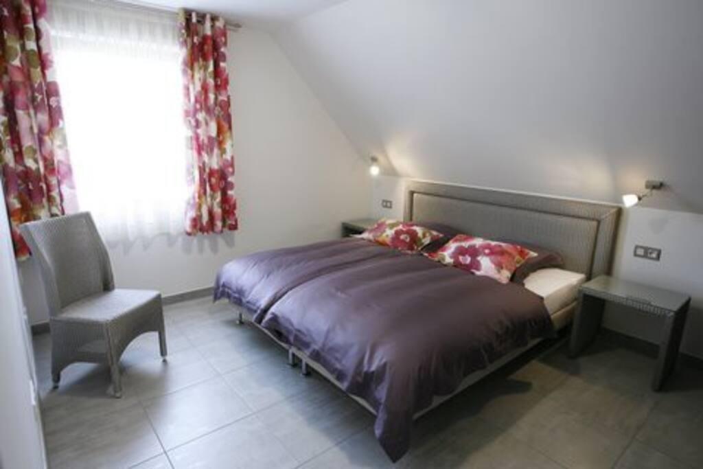 chambre 2 - 2 lits 90 x 200