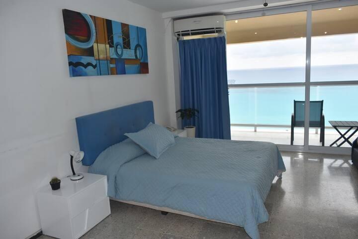 Exclusive Ocean Front Penthouse