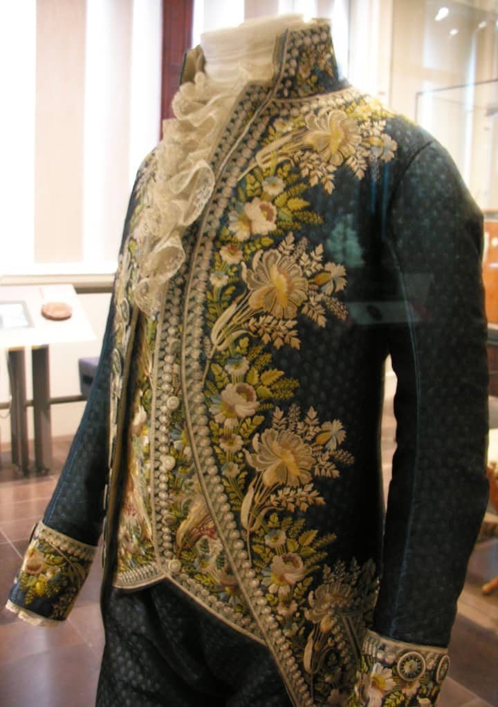 18th Century Court Costume