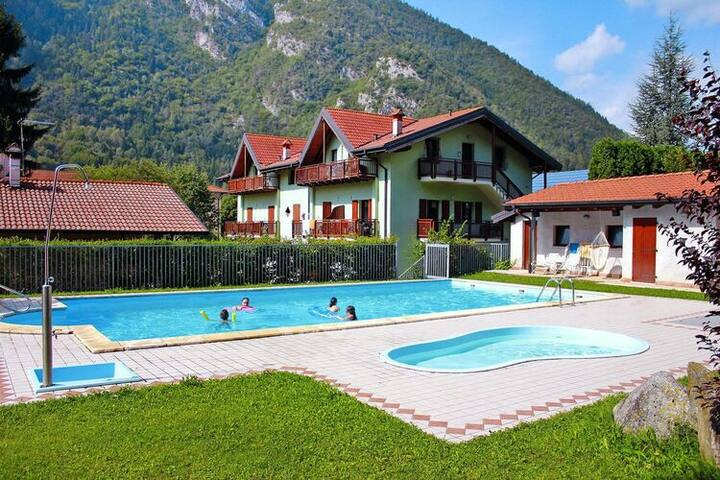 4 star holiday home in Pieve di Ledro