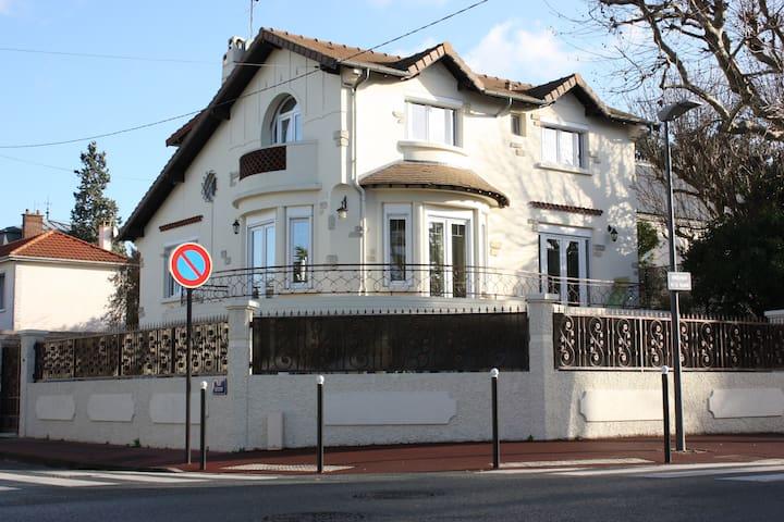 Chambre à louer à La Varenne Saint Hilaire. - Saint-Maur-des-Fossés - Rumah