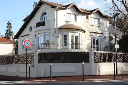 Chambre à louer à La Varenne Saint Hilaire. - Saint-Maur-des-Fossés - 独立屋