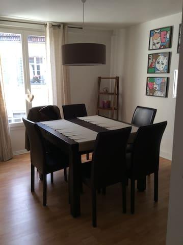 Loue appartement 120 m2 à Rambouillet