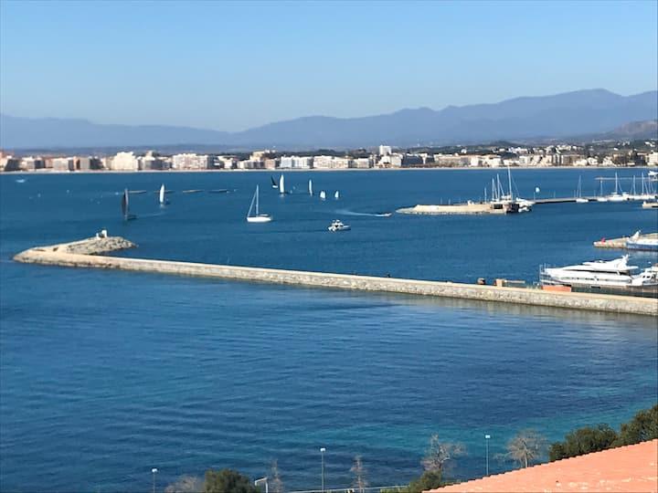 FRAN-MAR panoramique vue sur la mer appartement