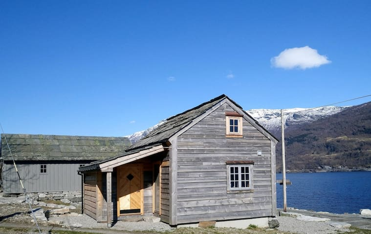 Fishing hut in Nå for 4 persons