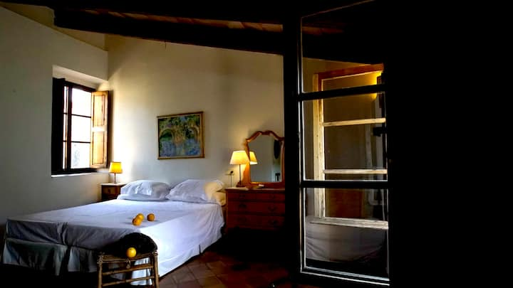 Cosy Room in Beautiful Finca