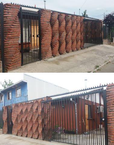 Casa Amoblada para  4 personas.