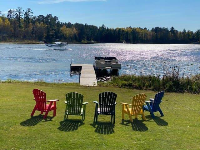 Get-A-Round Getaway-Little Sand Lake-Park Rapids