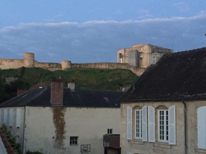 Calme et sérénité à Falaise en Normandie  Calvados