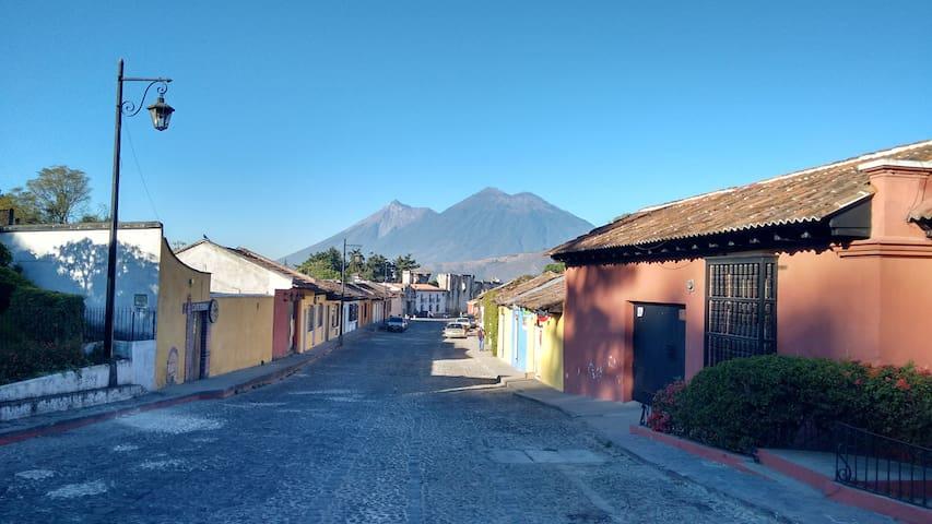 Antigua centrally located loft