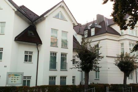 Schloß Hohenzollern, 2Zi. - Neubau, strandnah - Ostseebad Heringsdorf - Квартира
