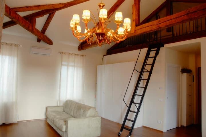 Art-Loft 1, SALVADORE Murano