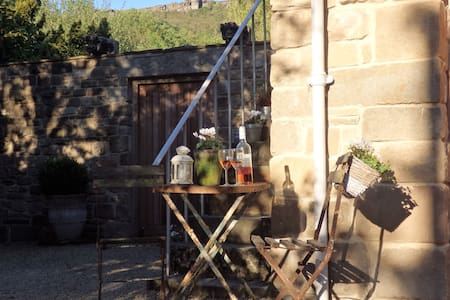 Beewood Cottage Barn, Froggatt - Derbyshire - Bed & Breakfast