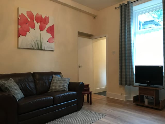 Chestnut Apartment, Aberdeen (AB25) (2 persons)