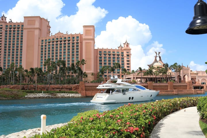 Atlantis, Harborside Resort, full Atlantis access