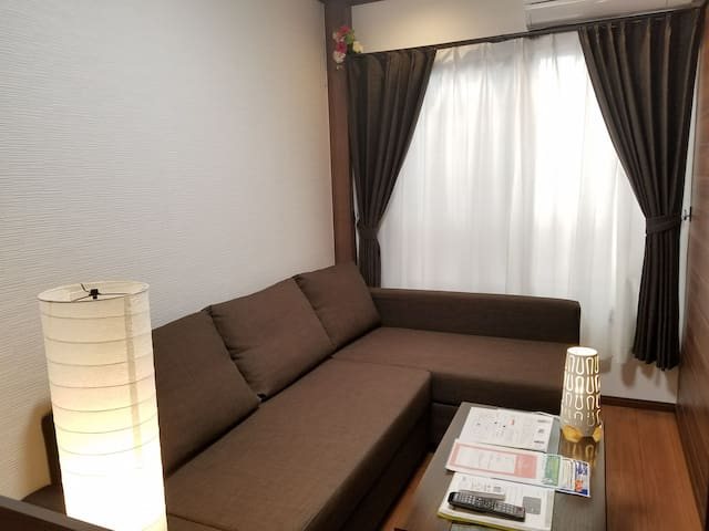Sofa Bed Double ①