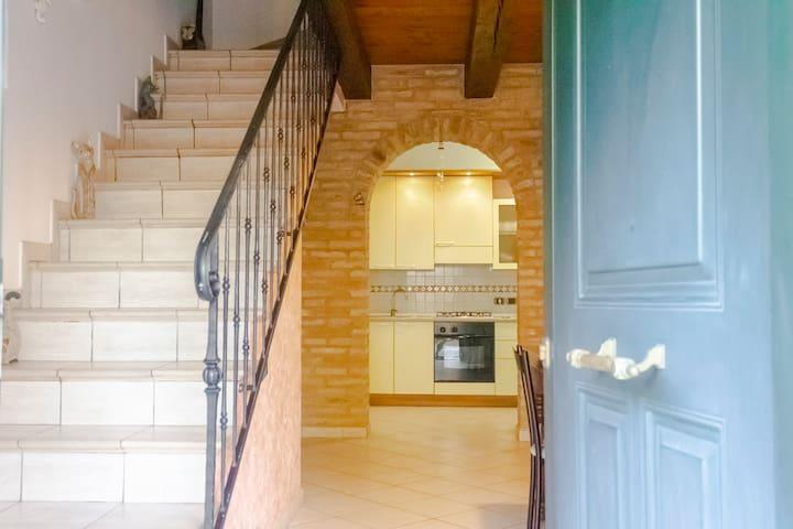 A Casa di Claudia - Tra il mare e la collina