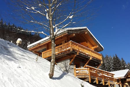 Chalet Little Quebec - SAINT JEAN DE SIXT
