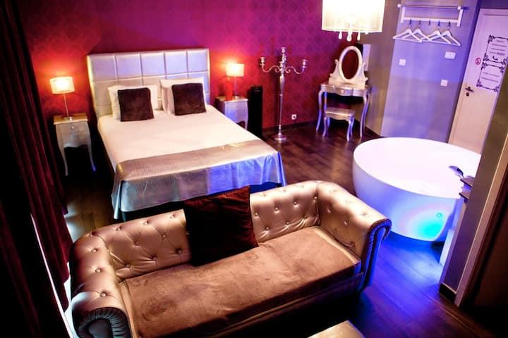 Hôtel Verone - Liège - Suite Verone