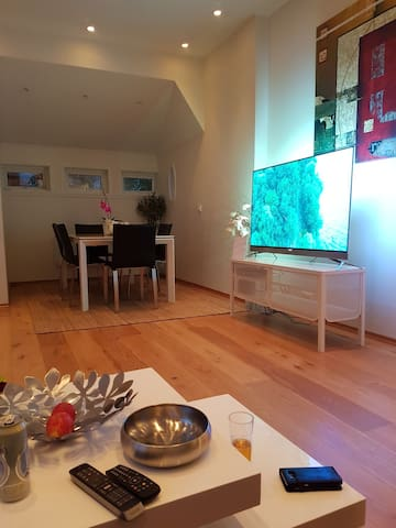 Exclusive apartment, with a super location,Bergen