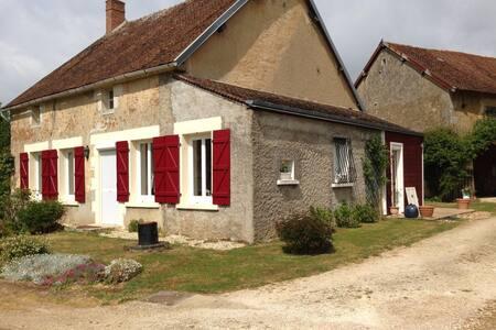 Maison de Campagne dans la Nièvre