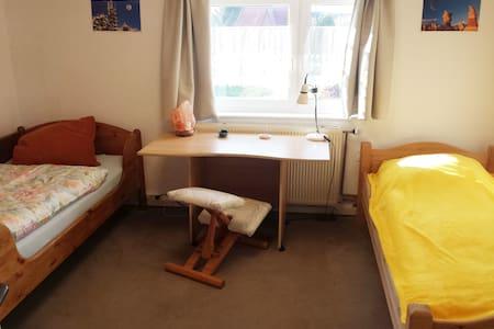 """""""Anni"""" Zimmer - Bad & Küche nur für unsere Gäste"""