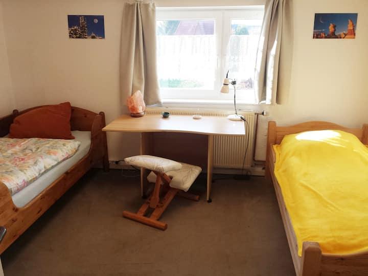 Zimmer Anni - Bad & Küche nur für all unsere Gäste