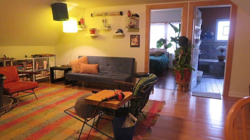 Comfy, convenient and casual home living
